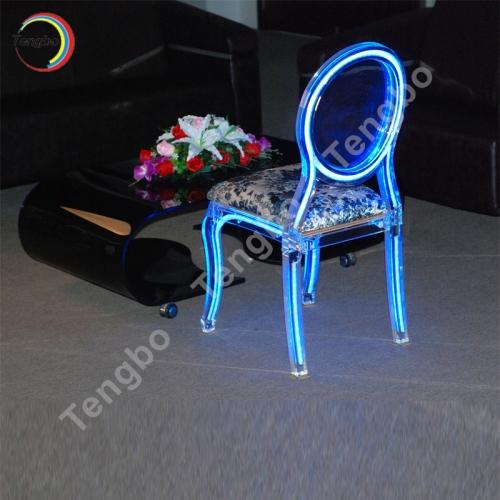 武汉亚克力酒店椅子