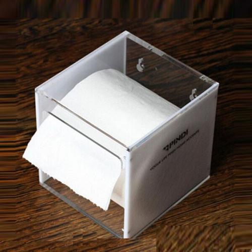 武汉压克力纸巾盒