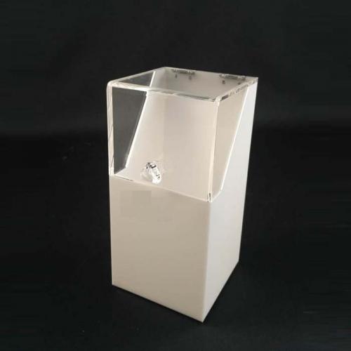 武汉亚克力白色盒子