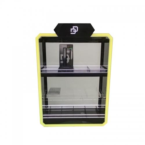 黑龙江电子烟双层展示柜