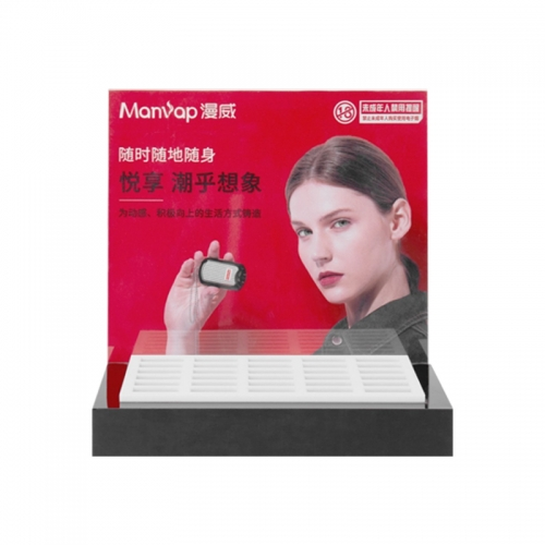 黑龙江专柜电子烟展示架